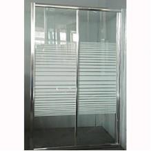 Стъклен преграден параван за баня ICS 110