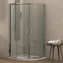 NEW FLORA 200 - овална душ кабина за баня