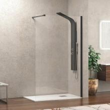WALKIN 1 NERO - душ параван за баня