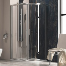 FLORA 200 - овална душ кабина за баня