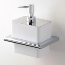 Диспенсър за сапун с държач за основа MATASSA