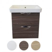 Silva долен шкаф за баня с умивалник 500 мм