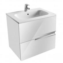 VICTORIA NORD ICE EDITION долен шкаф с умивалник 600 мм, 2 чекмеджета
