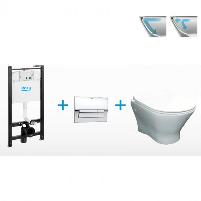 Окачена тоалетна NEXO CLEAN RIM