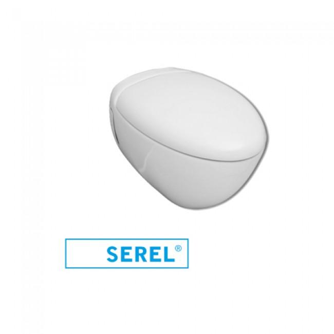 Конзолна тоалетна чиния Orca softclose