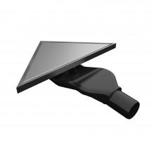 Триъгълен сифон със страничен изход Ф50