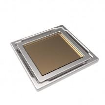 Точков сифон DS-11-CD / бежово стъкло