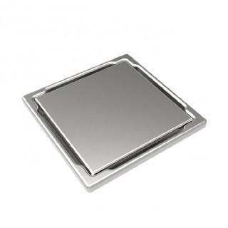 Точков сифон DS-11-CD / неръждаема стомана