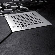 Quadric - подов сифон