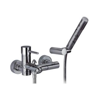Душ Suvi S20610YC86 декор Brushed Nickel