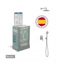 Душ система за вграждане BASE-TRES PLUS