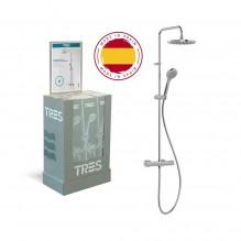 Термостатична душ система BASE-TRES PLUS