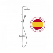 Термостатична душ система BASE-TRES PLUS 21639302