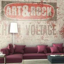 ART & ROCK - тапети за баня