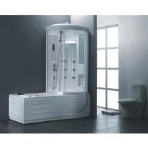 Хидромасажна вана с хидромасажна душ кабина ICSH 8018