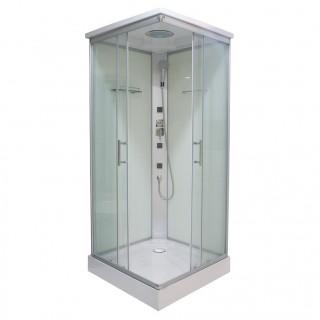Квадратна душ кабина TWIST CL05 - CL06