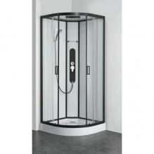 Затворена хидромасажна душ кабина SKY Round