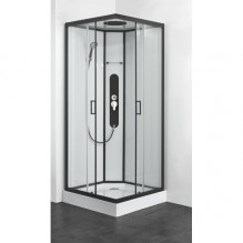 Затворена хидромасажна душ кабина SKY Square