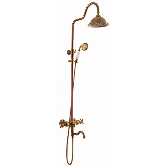 Ottoman bronz - комплект за баня