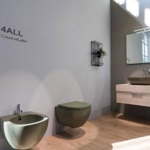 Окачена тоалетна чиния 4ALL