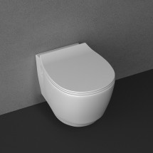 Окачена тоалетна чиния Soluzione 10SZ02001SV
