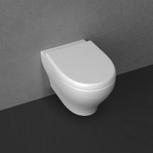Окачена тоалетна чиния със скрито окачване Sentimenti 10SM02002SV