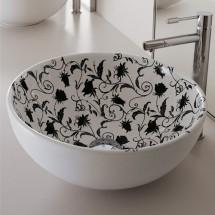 Мивка за баня Black