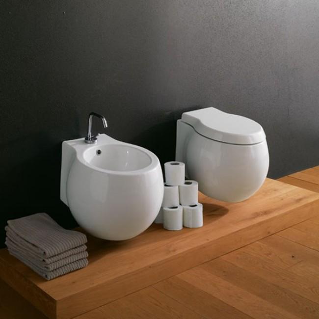 Окачена тоалетна чиния Planet 8105