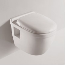 Тоалетна за вграждане с плавно падащ капак MY-8009