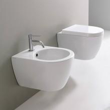 Стенна тоалетна чиния Moon 5524CL