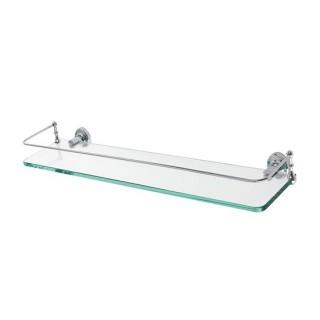 Стъклен рафт за баня Castellana 5315