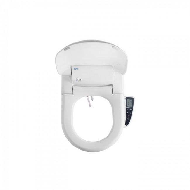 Multiclin Седалка с функция биде Advance за тоалетни чинии с кръгла форма