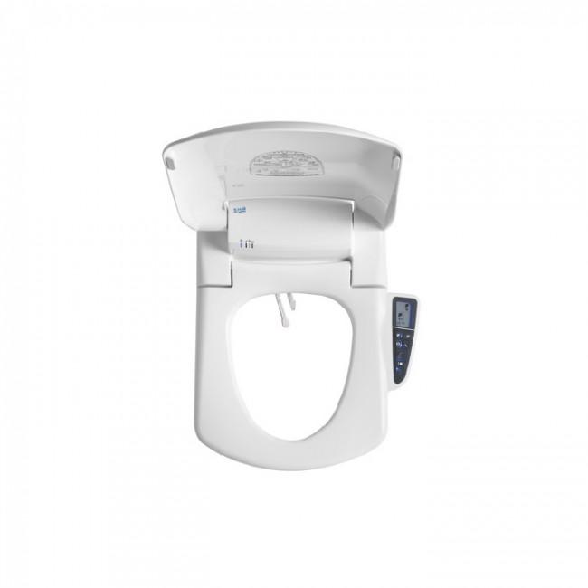 Multiclin Седалка с функция биде Advance за тоалетни чинии с квадратна форма