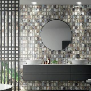 Steel - серия испански плочки за баня
