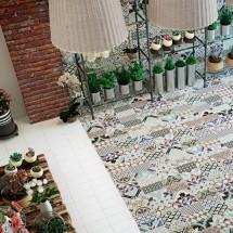 Sao Luis - испанска колекция гранитогресни плочки за баня