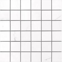 Apuane White Pulido Mosaico 5x5 - испански гранитогрес