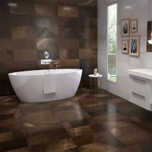 XPLODE - серия гранитогресни плочки за баня