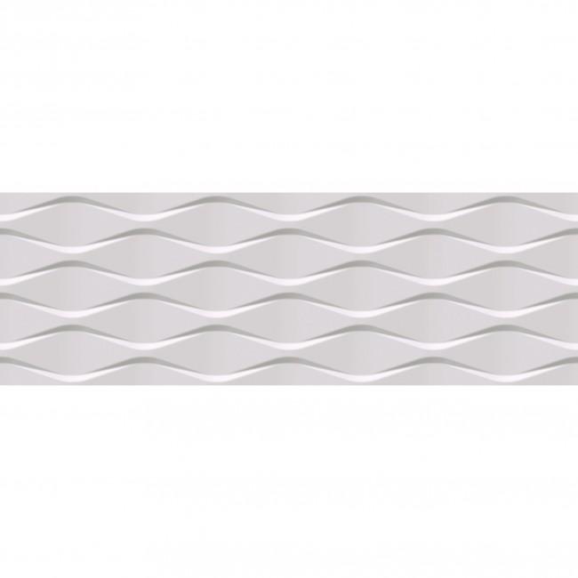 NUDE WHITE BRILLO/ MATE - стенни плочки за баня