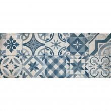 DECOR MONTBLANC BLUE - стенни плочки за баня