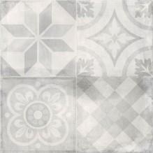 DECOR REACTION WHITE - гранитогресни плочки за баня