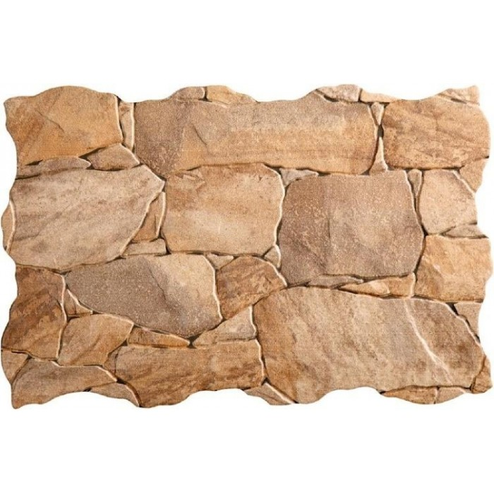 Ribasos natural 31x45 - Pared de piedra interior ...