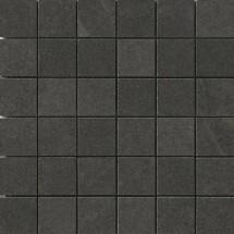 Mosaico 36 pcs Black - плочки за баня