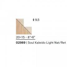 Soul Kaleido Light Nat/Ret - декоративни гранитогресни плочки