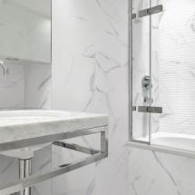 Marmi Bianco - серия испански плочки за баня
