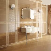 LIRICA - колекция луксозни плочки за баня