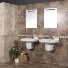 Гранитогрес Alviano серия- колекция плочки за баня