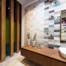 Carina - серия плочки за баня