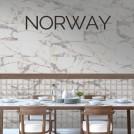 NORWAY WHITE FULL POLISHED RECTIFIED - полиран гранитогрес 60х120