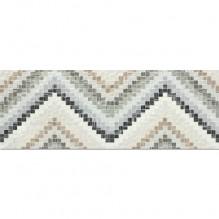 Lollipop Zigzag Antracid 22.5x60 - стенни плочки / фаянс