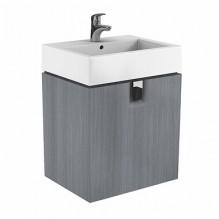Влагоустойчив  шкаф TWINS 60см с чекмедже и мивка